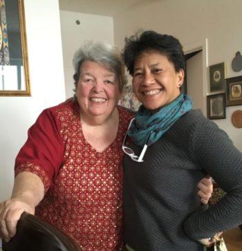 Paravie Fitness - Michelle et Glenda